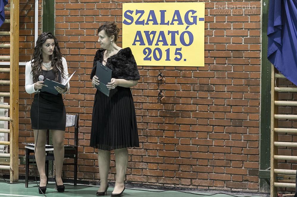 Aranykéz Középiskola - Szalagavató 2015.