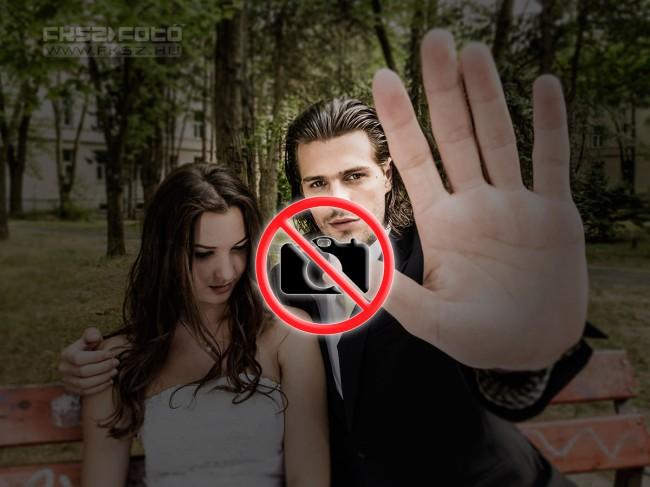 Ne fizess a fotósnak!
