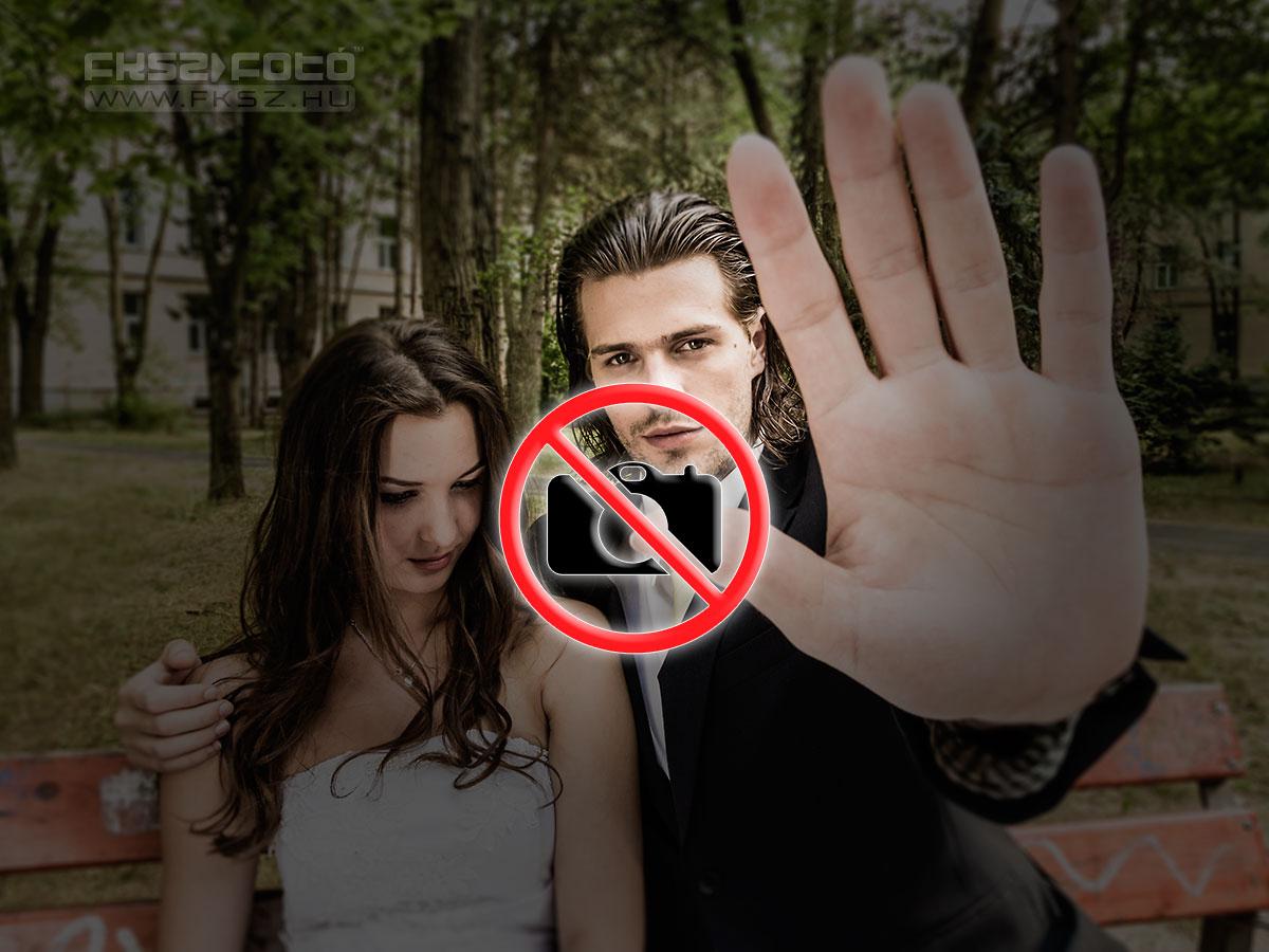 Ne fizess a fotósnak! - Fotó: Nagy Arnold, www.fksz.hu