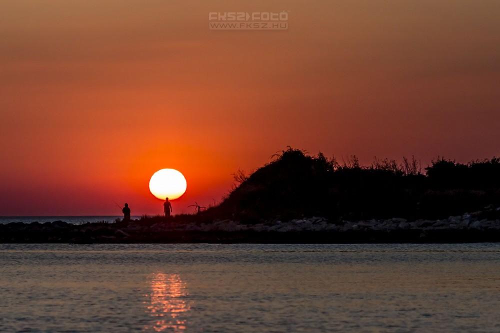 Sipar naplemente