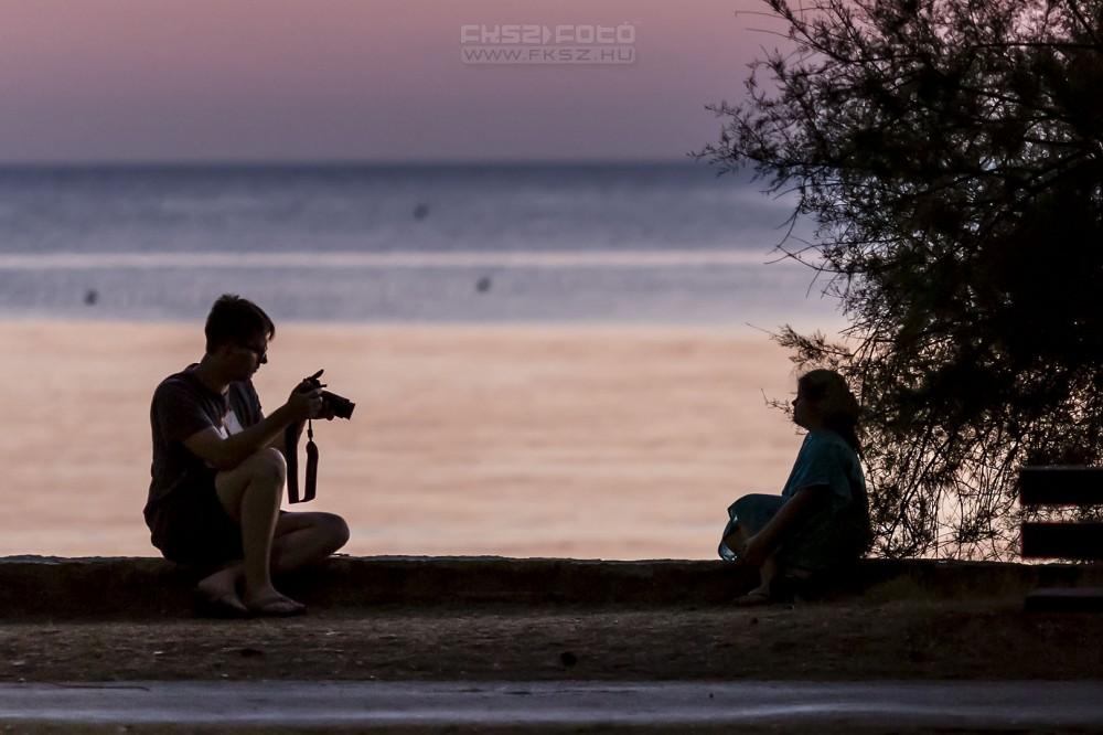 Sipar naplemente után